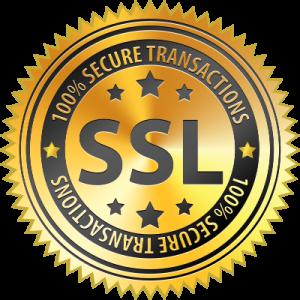 100% SSL Certificate